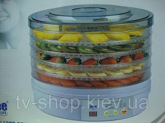Электронная сушилка для овощей и фруктов Elbee