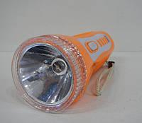 Фонарик ручной Yajia YJ-0918, аккумуляторный ручной фонарик, Yajia YJ-0918
