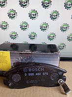 Колодки тормозные передние MITSUBISHIGALANT 87-96 / LANCER 98-03 ABE C15030ABE