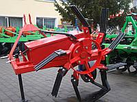 Картофелекопалка швырялка однорядная Wirax (Польша) Agromech