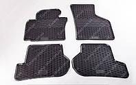 Резиновые коврики Ауди А3 (автомобильные коврики салона Audi A3)