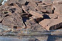 Песчаник красный рваный, фото 1
