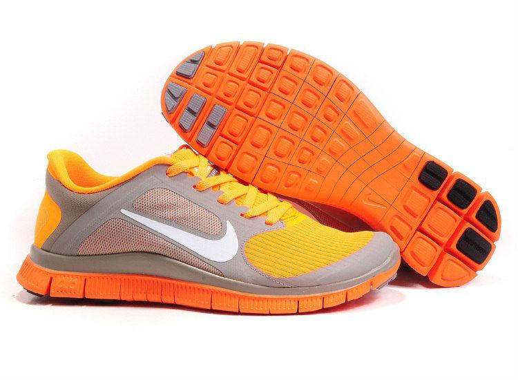 Кроссовки мужские Nike Free Run 4.0 V3 / MRUN-048