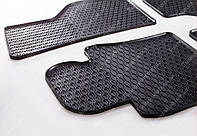 Резиновые коврики в салон Ауди А3 (коврики Audi A3)