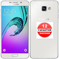 Смартфон Samsung A510F/DS Galaxy A5 2016 White