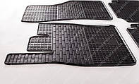 Резиновые коврики на Ауди А3 2013- (коврики салона Audi A3)