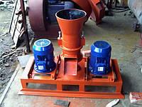 Пресс гранулятор ПГ-2 прес для комбикорма