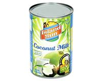 Кокосовое молоко легкое Island Sun 6%, 400мл