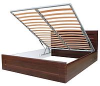 Кровать двуспальная с подъемным механизмом (газлифт)
