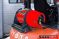 Газовый баллон авто погрузчика ( КАРА )