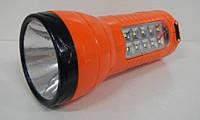 Фонарь ручной переносной HТ-5019, туристический фонарь, HТ-5019