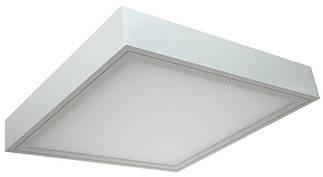 Накладные светодиодные светильники wall light plastic 2 в 1 Светодиодные технологии