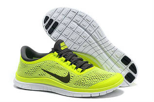 Кроссовки мужские Nike Free Run 3.0 V5 / MRUN-066 (Реплика)