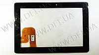 """Тачскрин (сенсорное стекло) для ASUS Transformer TF201, 10.1"""", черный"""