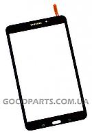 Сенсорный экран (тачскрин) к планшету Samsung T330 Galaxy Tab 4 8.0 (Wi-fi) черный (Оригинал)