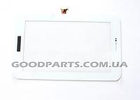 Сенсорный экран (тачскрин) к планшету Samsung P6200 Galaxy Tab Plus белый (Оригинал)