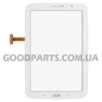 Сенсорный экран (тачскрин) к планшету Samsung N5100 Galaxy Note 8.0 белый (Оригинал)