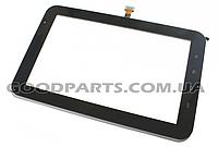Сенсорный экран (тачскрин) к планшету Samsung P1000 Galaxy Tab черный (Оригинал)