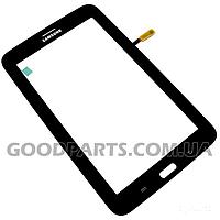 Сенсорный экран (тачскрин) к планшету Samsung T111 черный (Оригинал)
