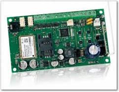Охранный модуль с коммуникатором GSM/GPRS