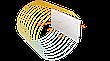 Экономный электрокерамический обогреватель с программным  управлением Flyme 900w белый, фото 2