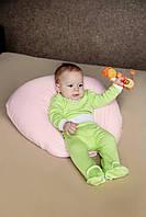 Подушки для кормления с завязками (холофайбер)