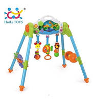 Игровой развивающий центр 3-в-1 Huile Toys Маленький лес (906)