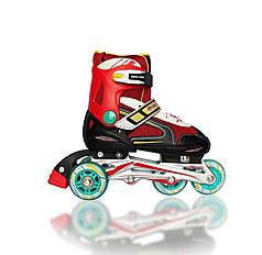 Раздвижные роликовые коньки Explore LIBBY (Amigo Sport)