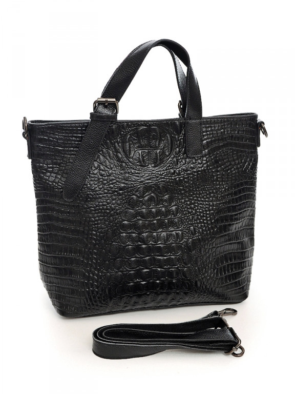 Женская кожаная сумка 36*29 см.