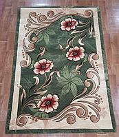 Рельефный  ковер Meral 168 зеленый