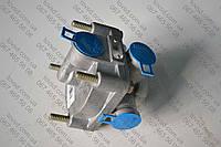 Клапан воздушный ускорительный/тормозной WG9000360134 HOWO SHAANXI Foton