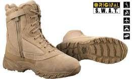"""Тактический ботинки ORIGINAL S.W.A.T. CHASE 9"""" SIDE-ZIP арт.131202"""