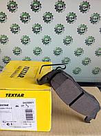 Колодки тормозные задние Grand Cherokee 05-10 Textar 2425801