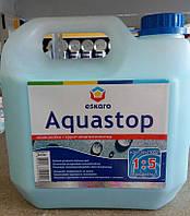 Грунтовка укрепляющая, влагоизолирующая Aquastop   Eskaro 3 л
