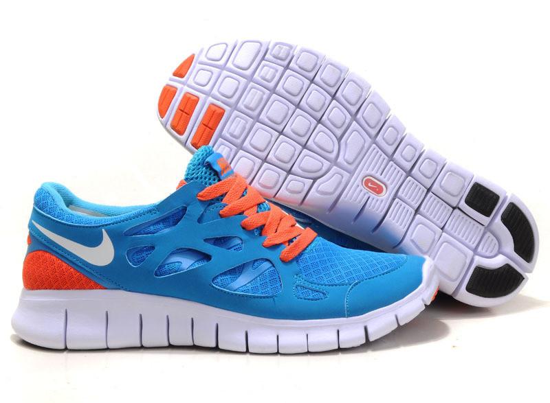 Кроссовки мужские Nike Free Run+2 / MRUN-096