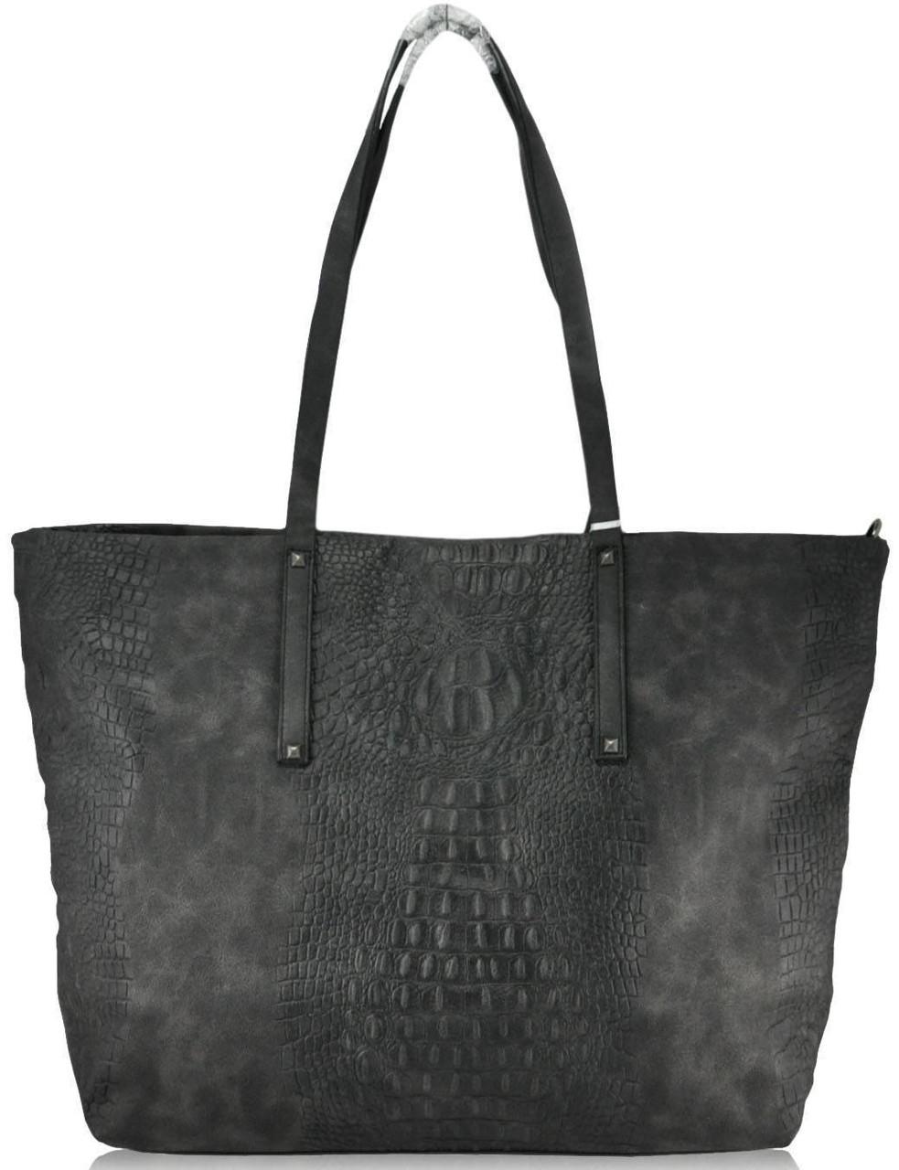 Женская сумка 896 черная