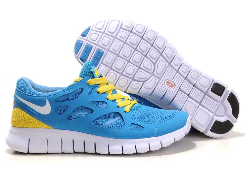 Кроссовки мужские Nike Free Run+2 / MRUN-098