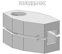 Колодцы связи ККС-3М-1 монолитные