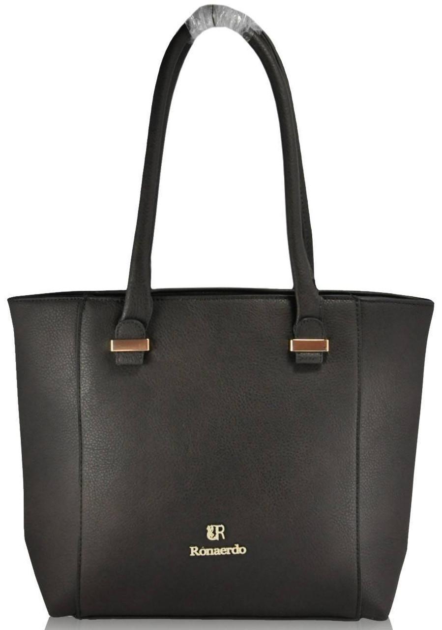 Женская сумка 6830 серая