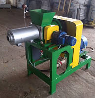 Пресс экструдер для изготовления топливных брикетов ПБ-200М