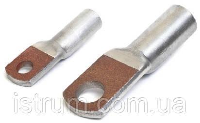 Наконечник кабельный алюминиевый омедненный 120 мм²