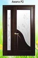 """Полотна """"Новый Стиль""""  для двухстворчатых дверей"""