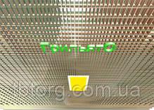 Потолки подвесные  Грильято 60х60, фото 2