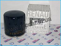 Фильтр масляний Dacia Lodgy 1.5DCI 13-  ОРИГИНАЛ 152089599R