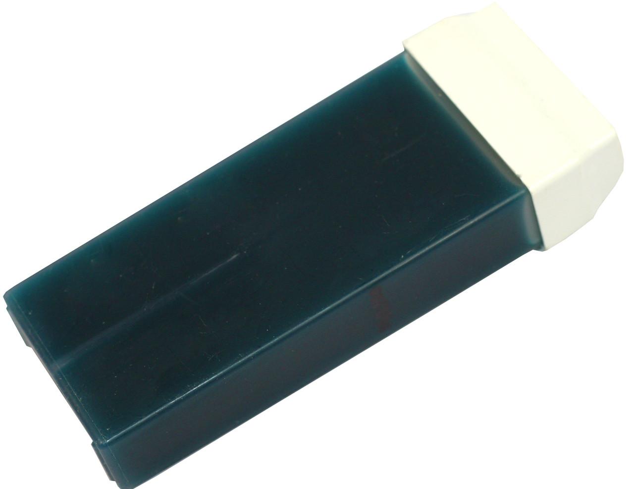 Воск для депиляции в кассетах Италия (100ml) азуленовый