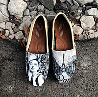 Женские TOMS This Amazing Paris