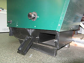 Котел Gefest-profi S 400 кВт двухзонного пиролиза, фото 2