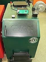 Котел Gefest-profi S 60 кВт двухзонного пиролиза, фото 3