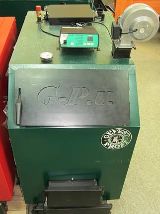 Котел Gefest-profi S 80 кВт двухзонного пиролиза, фото 2