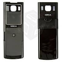 Корпус для Nokia 6500 classic - оригинальный (черный)